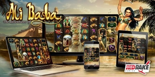 Red Rake Launches The Adventures Of Ali Baba Slot