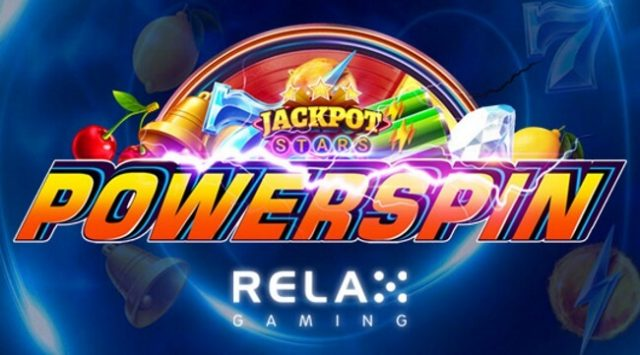 Relax Gaming Launches New Powerspin Slot