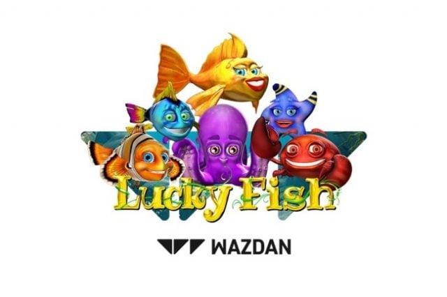 Wazdan Launches New Lucky Fish Slot