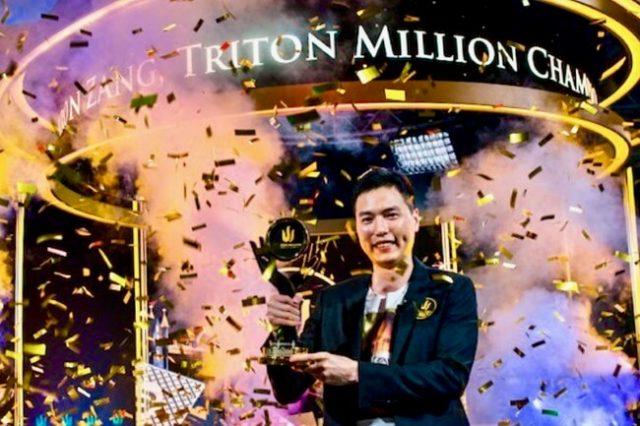 Aaron Zang Wins Poker Gold At Triton London