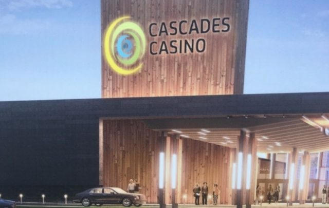 Cascades Casino Chatham Grand Opening Day