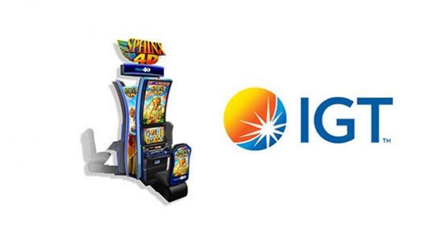 IGT Reveals Record Second Quarter Revenue