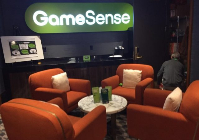 MGM Receives Top Recognition For GameSense