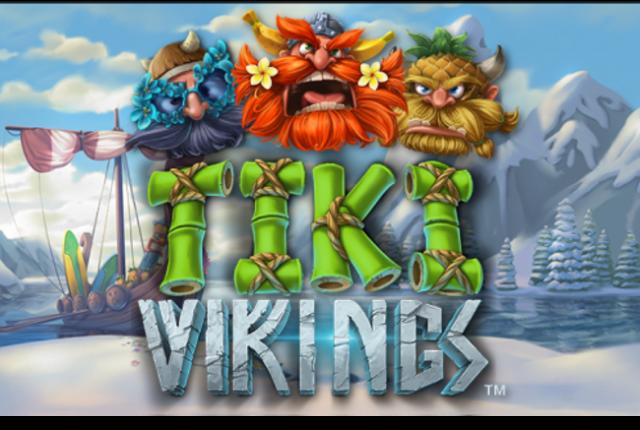 Microgaming Unveils New Tiki Vikings Slot