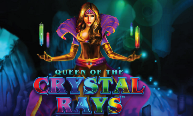New Queen Of The Crystal Rays Slot Launches