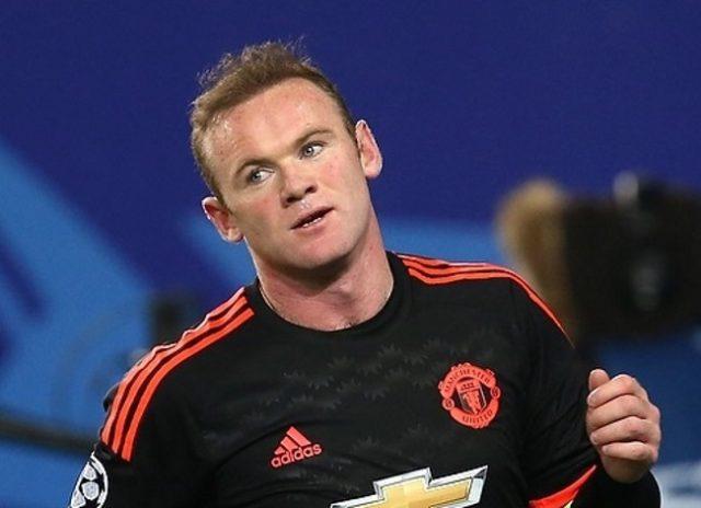 Rooney Takes A Beating Over Gambling Shirt Sponsorship