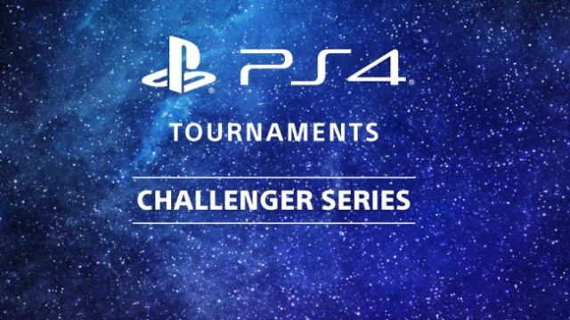 Sony Teases PS4 Challenger Tournament Series