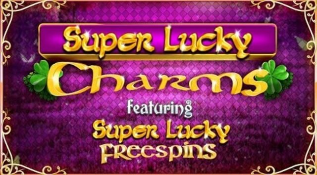 New Super Lucky Charms Slot From Blueprint