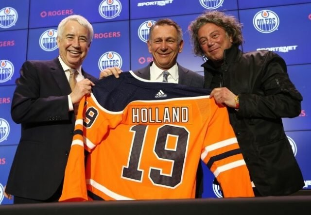 The Oilers May Find A Saviour In Ken Holland