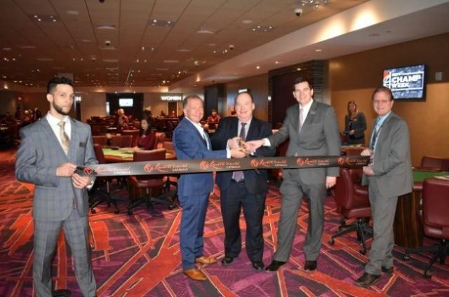 Welcome To New York's Largest Poker Room