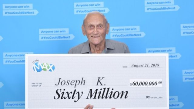 Winner Of CA$60M BCLC Jackpot Comes Forward