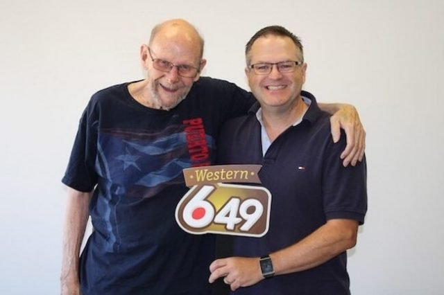 Winnipeg Dad Honours Lotto Vow With Son