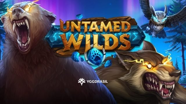 Yggdrasil Celebrates Nature In Untamed Wilds Slot