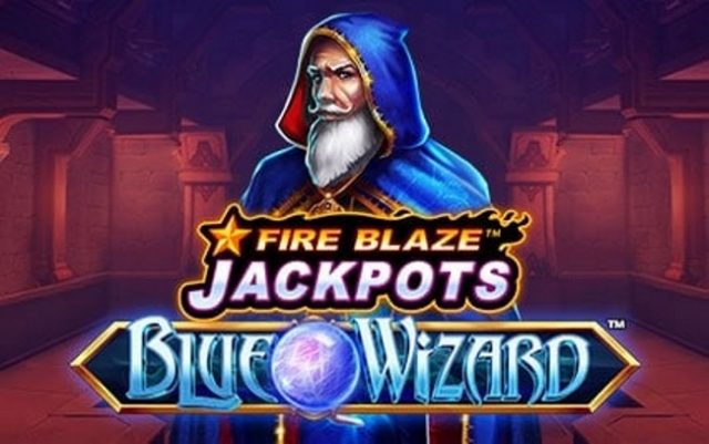 Playtech Unveils Its New Blue Wizard Slot