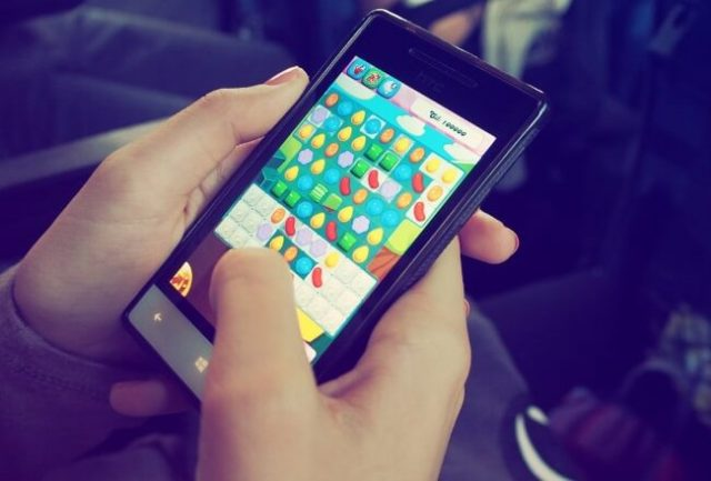 Mobile Games Raking In The Money