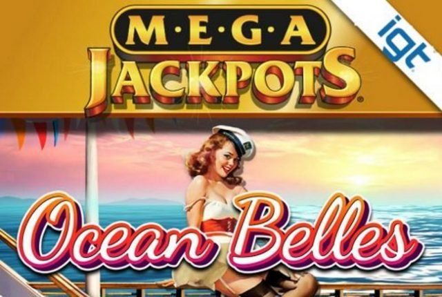 Introducing IGT's Ocean Belles Megajackpots Slot