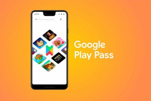 Google Play Pass Quick On Arcade's Heels