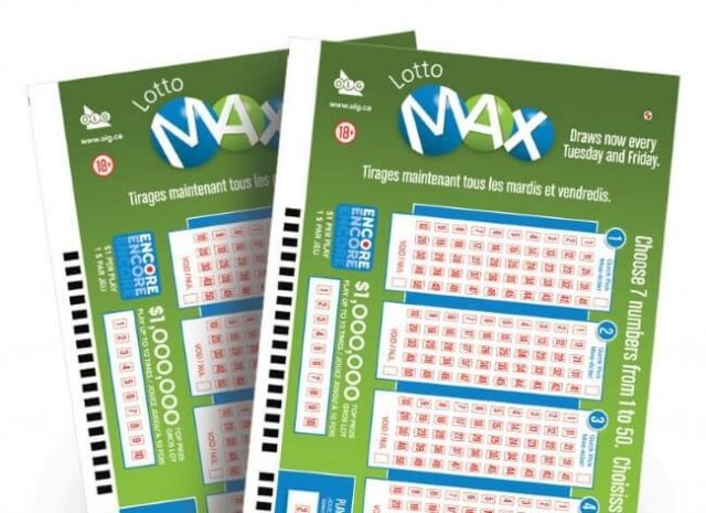 Lotto MAX Winner Acted On Gut Feeling