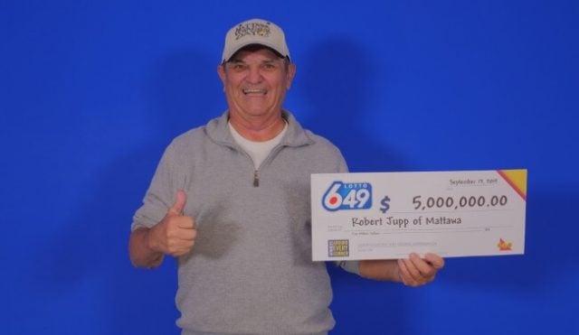 Mattawa Man And Others Celebrate Lotto Wins
