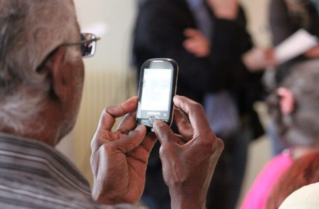 Seniors Tackle Ageism in Technology