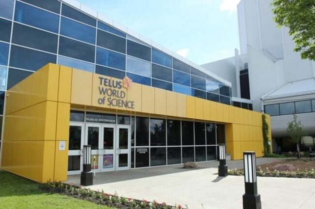 Edmonton's TELUS World Of Science To Expand