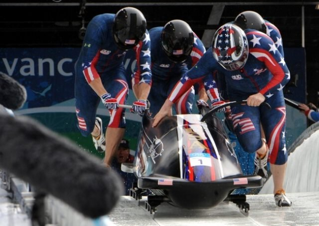 Canadian Bobsleigh Champ To Join US National Team