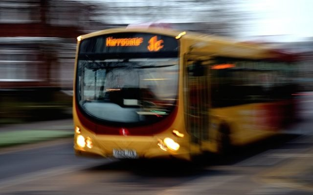 Lucky Bus Drivers Bag CA$1M Guaranteed Prize