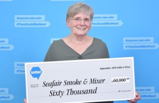 Record Prize Awarded To BCLC Jackpot Seller