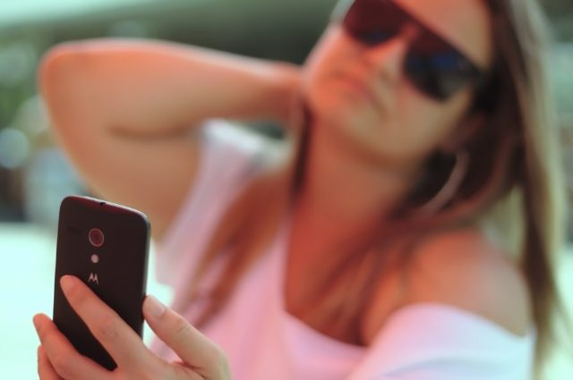 The Secret Psychological Side To Selfies