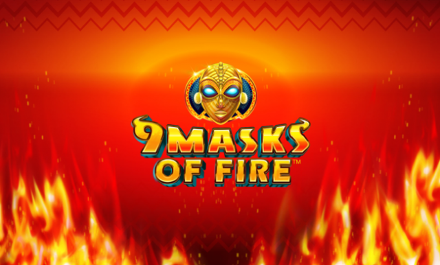 Microgaming Launches New 9 Masks of Fire Slot