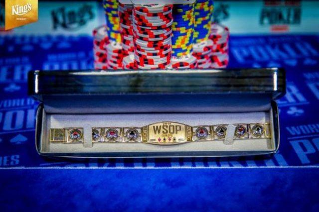 Kahle Burns Claims Two WSOP Bracelets