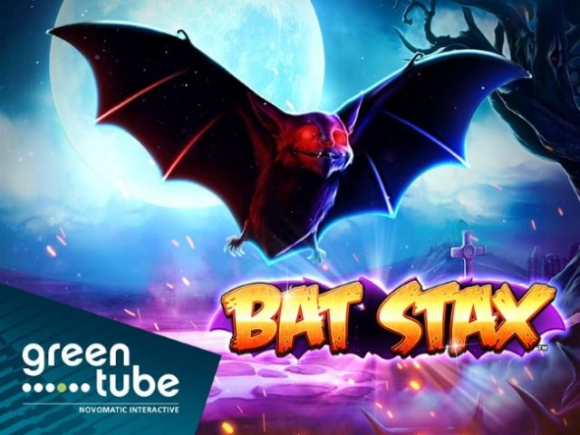 Greentube's Bat Stax Slot Arrives In Time For Halloween