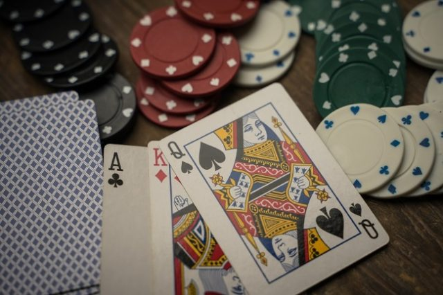 Cards and Gaming Chips