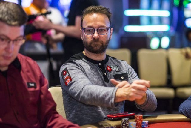 Daniel Negreanu Joins WSOP European Tour