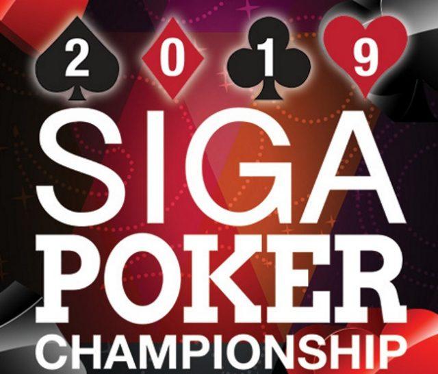 SIGA Poker Championship Logo