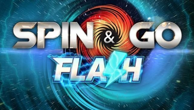 PokerStars Rolls Out Spin & Go Flash Games