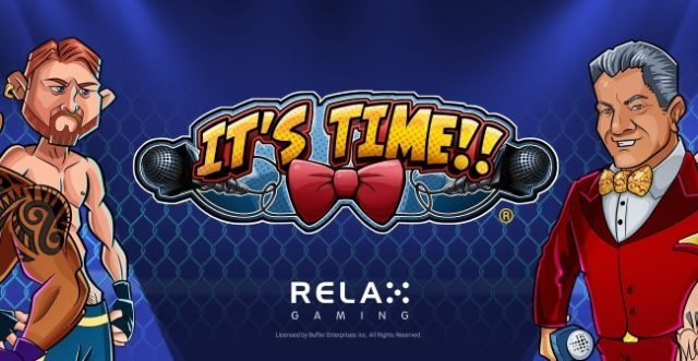 Its Time Relax Gaming