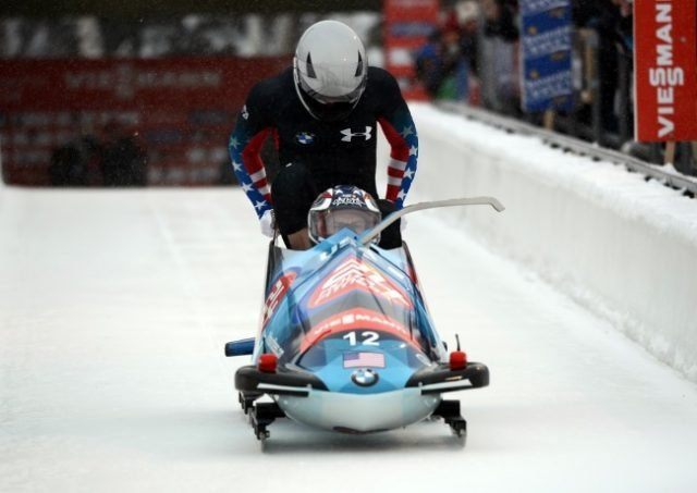 Bobsled Competition
