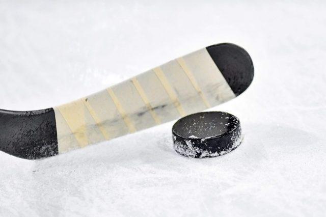 Calgary Goalie's Wacky Weird Ritual