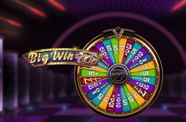 Meet Play'n GO's Nostalgic New Big Win 777 Slot