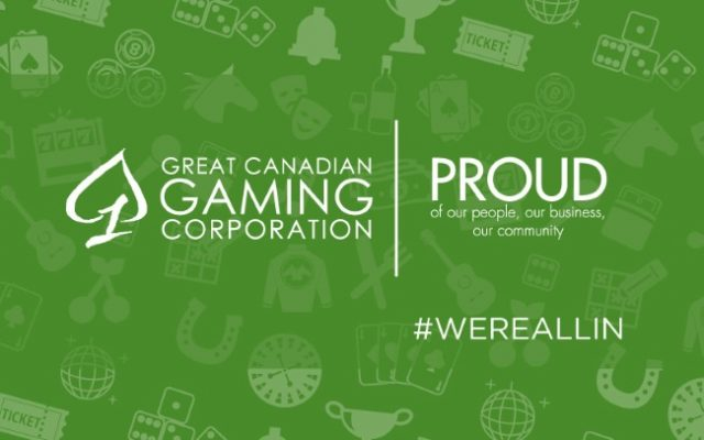 Great Canadian Gaming Celebrates Top Q3
