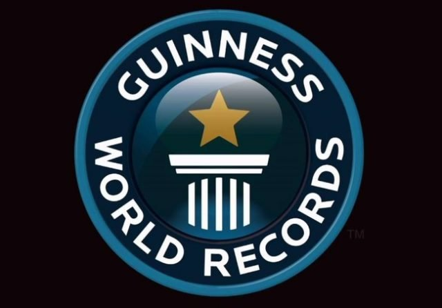 Scratch Cards Setting Guinness Book of World Records