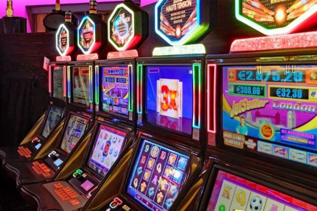 Slot Machine Revenue Breaks Nevada Records