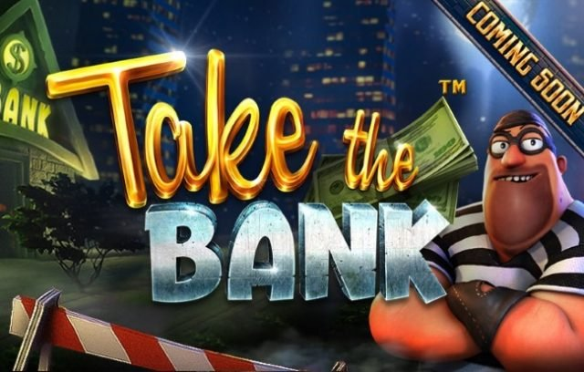 Betsoft Unveils Take The Bank Online Slot