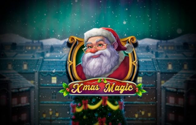 Play'n GO Spreads The Cheer With Xmas Magic Slot