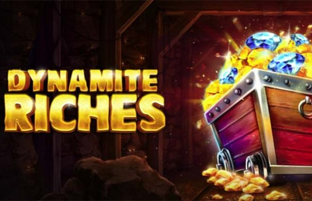 Red Tiger Unveils New Dynamite Riches Slot
