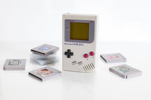 Giant Game Boy Does Its Bit For Children