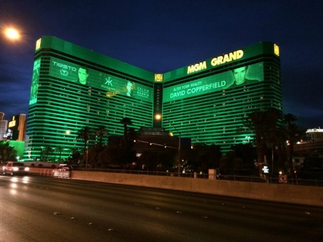 MGM To Sell Off Flagship Grand Property