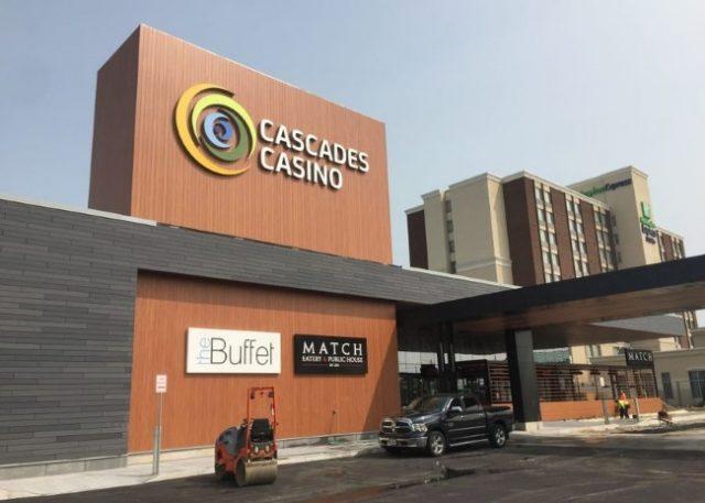 Cascades Casino Chatham Boosts Business