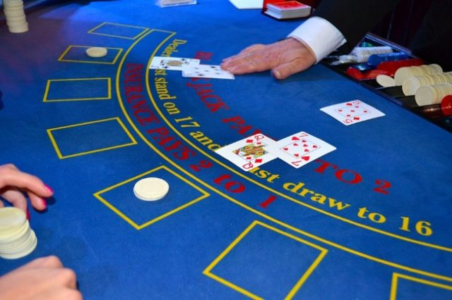 How Big Data Is Doing It For Blackjack